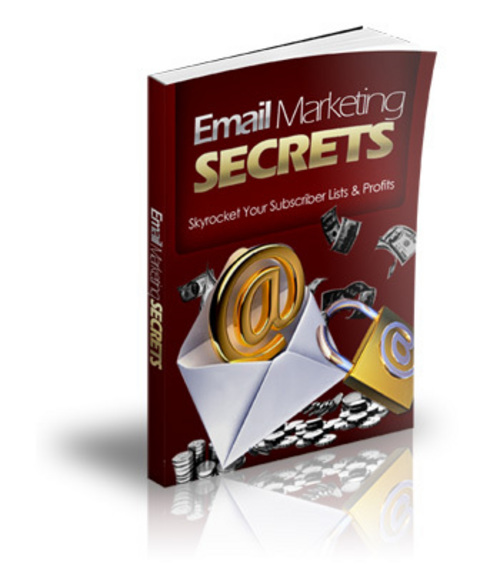 Pay for Email Marketing Secrets eBook