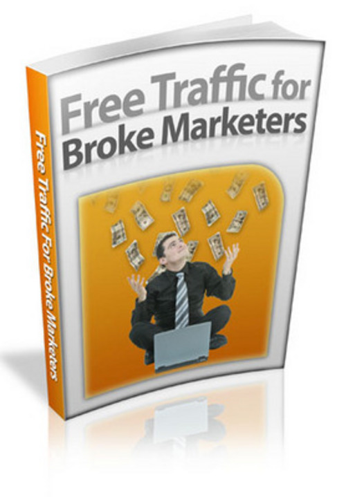 Pay for Free Traffic For Broke Marketers eBook