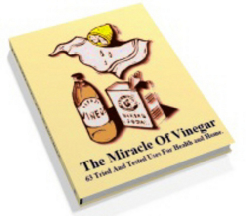 Pay for The Miracle Of Vinegar eBook