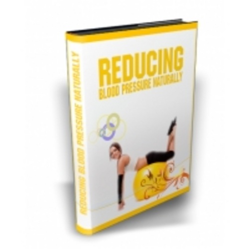 Pay for Reducing Blood Pressure Naturally eBook