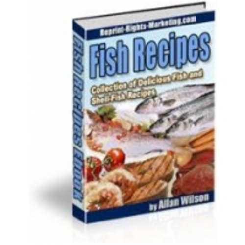 Pay for Fish Recipe eBook