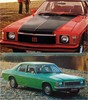 Thumbnail HOLDEN 1976 HX PARTS BOOK CATALOG MONARO GTS STATESMAN