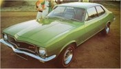 Thumbnail HOLDEN TORANA 1972-74 LJ INC XU1 PARTS CATALOG