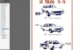 Thumbnail GMH IDENTIFICATION GUIDE 1948-1987 HOLDEN MONARO GTS TORANA