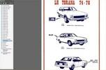 Thumbnail GMH IDENTIFICATION GUIDE 1948-1987 HOLDEN MONARO GTS TORANA