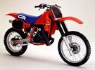Thumbnail CR250R 1986-1991  Repair Workshop Manual