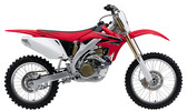 Thumbnail CRF450R 2005-2006 Repair Workshop Manual