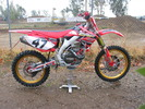 Thumbnail CRF450R 2007-2008  Repair Workshop Manual