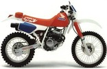 Thumbnail XR250R 1986-1995 Repair Workshop Manual