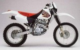 Thumbnail XR250r 1996-2004 Repair Workshop Manual