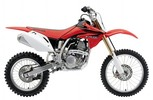 Thumbnail CRF150R CRF150RB 2007-2009 Workshop Manual
