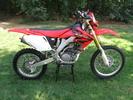 Thumbnail CRF250X 2004-2012 Workshop Repair Manual