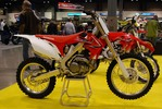 Thumbnail CRF450R 2009-2013  Workshop Repair Manual