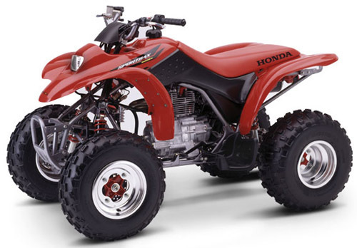 Pay for 1997-2004 TRX250TE TM Recon Fourtrax Workshop Manual