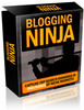 Thumbnail *NEW* Blogging Ninja With Master Resell Rights