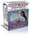 Thumbnail NEW*! Internet Marketing Contact Manager With MRR