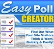 Thumbnail NEW* Easy Poll Creator With Resell Rights