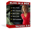 Thumbnail Blog In A Box With Resell Rights