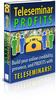 Thumbnail NEW!* Teleseminar Profits Ebook With MRR*