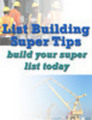Thumbnail NEW!* List Building Super Tips With MRR*