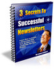 Thumbnail NEW!* 3 Secrets To Successful Newsletters MRR*