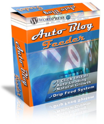 Pay for NEW! Auto Blog Feeder With Resale Rights