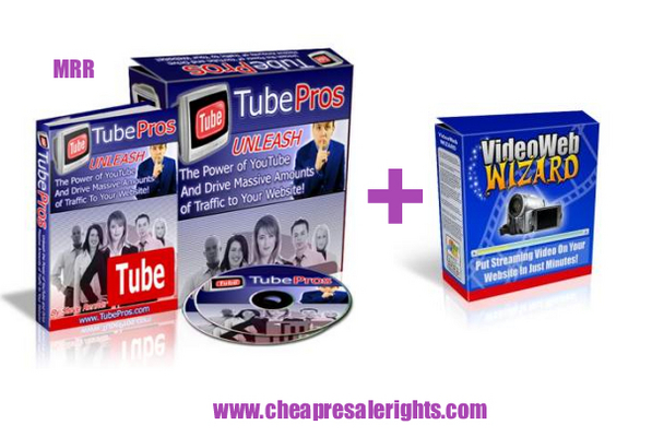 Pay for NEW* Turbo Pros And Video Web Wizard With MRR