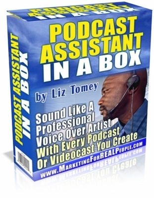 Pay for NEW* Podcast Assistant In A Box With MRR