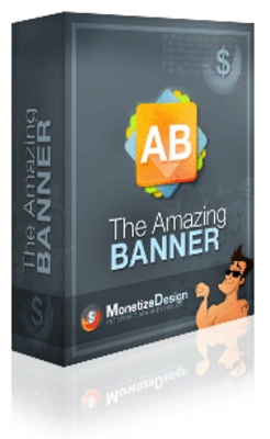 Pay for NEW! Amazing Banner Creator With Resale Rights