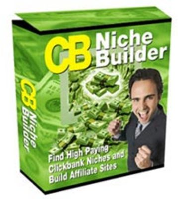 Pay for NEW! CB Niche Builder With Resell Rights