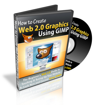 Pay for Hot!* How To Create Web2.0 Graphics Using Gimp with MRR