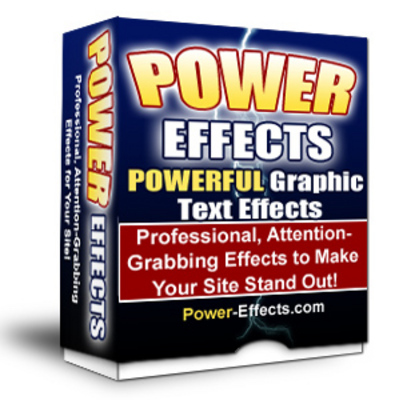 Pay for NEW!* Power Effects V2  With MRR