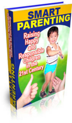 Pay for NEW!* SMART PARENTING EBOOK + MRR*