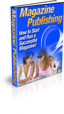 Pay for NEW!* Magazine Publishing Ebook With MRR*