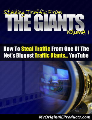 Pay for NEW!* Stealing Traffic From The Giants. + MRR*