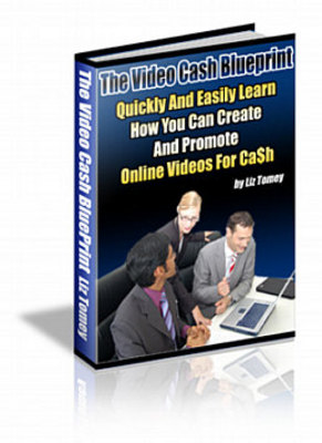 Pay for NEW!* The Videos Cash Blueprint With MRR*
