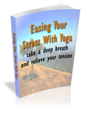Pay for NEW!* Easing Your Stress With Yoga MRR*