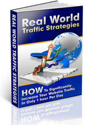 Pay for NEW!* Real World Traffic Strategies MRR*