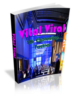 Pay for NEW!* Vital Viral With MRR*