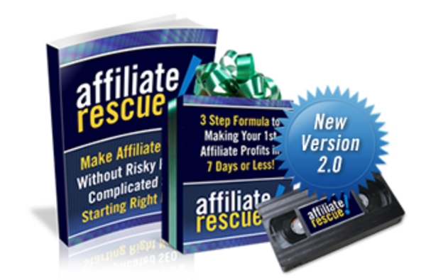 Pay for NEW!* Affiliate Rescue V 2.0 With MRR*