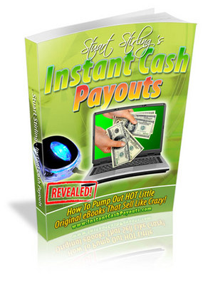 Pay for NEW!* Instant Cash Payouts MRR*