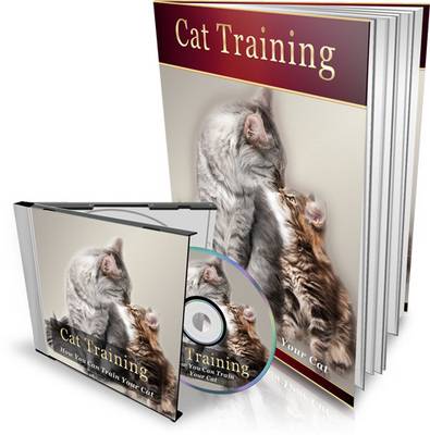 Pay for Cat Training-How to Be the Boss of Your Cat(Audio+Ebook+MRR)