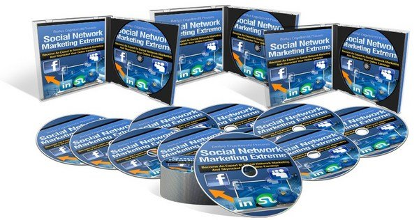 Pay for Social Network Marketing Extream with MRR (Ebook+Audio)