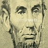 Thumbnail Abraham Lincoln Currency Portrait
