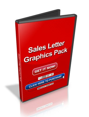 Pay for Sales Letter Graphics Pack MRR