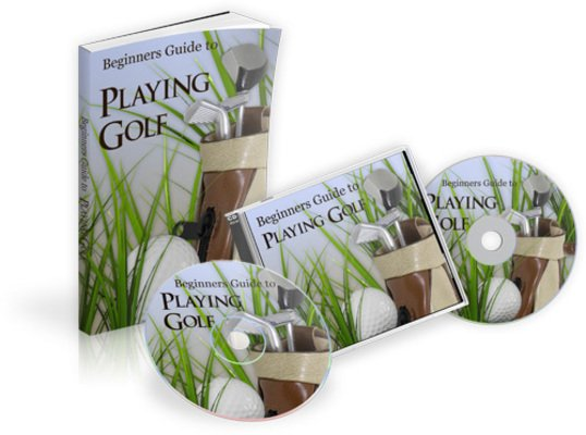 Pay for Beginners Guide to Playing Golf Video Master Resell Rights