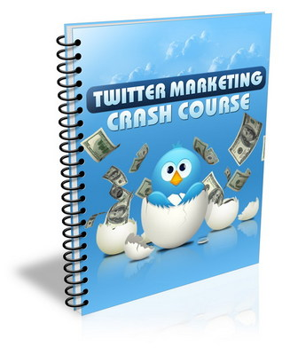 Pay for Twitter Marketing Course Harness The Power Of Twitter PLR