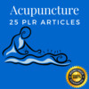Thumbnail Acupuncture 25 plr private label articles
