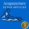 Thumbnail Acupuncture 25 plr private label articles
