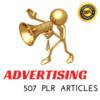 Thumbnail Advertising Plr Private label articles